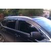 Дефлекторы окон для Honda CR-V IV 2012+ (COBRA, H12312)