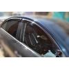 Дефлекторы окон для Hyundai Sonata (NF) 2004-2009 (COBRA, H22104)