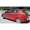 Дефлекторы окон для Hyundai Solaris HB 2011+ (COBRA, H22811)
