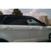 Дефлекторы окон для Land Rover Range Rover Evoque (5D) 2011+ (COBRA, L10911)