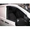 Дефлекторы окон для Mercedes Benz Vito (W639) 2002-2014 (Cobra, M30302)