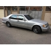 Дефлекторы окон для Mercedes Benz S-Class (W140) SD 1990-1998 (COBRA, M31890)