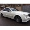 Дефлекторы окон для Mercedes Benz E-Class (W211) SD 2002-2009 (COBRA, M32002)