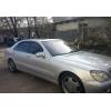 Дефлекторы окон для Mercedes Benz S-Class (W220) Long 1998-2005 (COBRA, M32298)