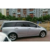Дефлекторы окон для Mitsubishi Grandis 2003-2012 (COBRA, M40403)