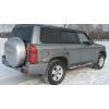 Дефлекторы окон для Nissan Patrol (Y61) 1998-2010 (COBRA, N10998)