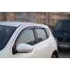 Дефлекторы окон для Nissan Qashqai 2006-2013 (COBRA, N11206)