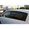 Дефлекторы окон для Nissan Tiida (C11) HB 2004-2012 (COBRA, N11504)