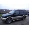 Дефлекторы окон для Nissan Terrano (R20)/Ford Maverick 1996-2004 (COBRA, N12496)