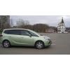 Дефлекторы окон для Opel Zafira C 2011+ (COBRA, O13011)