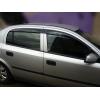 Дефлекторы окон (EuroStandart) для Opel Astra G 1998-2004 (COBRA, OE13398)