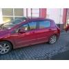 Дефлекторы окон для Peugeot 308 (5D) HB 2008-2013 (COBRA, P10508)