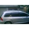 Дефлекторы окон для Peugeot 307 Wagon 2002-2008 (COBRA, P10902)
