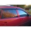 Дефлекторы окон для Pontiak Vibe II/Toyota Matrix 2008+ (COBRA, P20208)