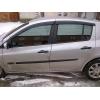 Дефлекторы окон для Renault Clio (5D) HB 2005-2013 (COBRA, R10105)