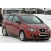 Дефлекторы окон для Seat Toledo III (5P) 5D HB 2006-2012 (COBRA, S10406)