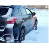 Дефлекторы окон для Subaru XV 2011+ (COBRA, S41111)