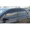 Дефлекторы окон для Toyota Auris I (5D) 2007-2012 (COBRA, T20107)