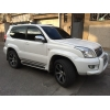 Дефлекторы окон для Toyota Land Cruiser Prado 120 (3D) 2003-2008 (COBRA, T27503)
