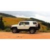 Дефлекторы окон (EuroStandart) для Toyota FJ Cruiser 2003+ (COBRA, TE20403)