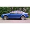 Дефлекторы окон для Volkswagen Bora 1999-2005 (COBRA, V20999)