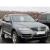 Дефлекторы окон для Volkswagen Touareg I 2003-2010 (COBRA, V21903)