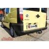 Тягово-сцепное устройство (Фаркоп) для Fiat Doblo (223 кузов) 2000+ (VASTOL, FI-3)