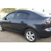 Дефлекторы окон (ветровики) для Mazda 3 (Axela) 2004-2008 (SIM, SMAMA30532)