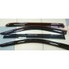 Дефлекторы окон (ветровики) для Nissan Murano 2009+ (SIM, SNIMUR0932)