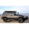 Дефлекторы окон (ветровики) для Nissan Patrol 1998-2010 (SIM, SNIPATR9832)