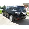 Дефлекторы окон (ветровики) для Nissan Patrol/Infiniti QX56/QX80 2010+ (SIM, SNIPATR1032)