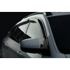 Дефлекторы окон (ветровики) для Renault Symbol 2009+ (SIM, SRESIM0932)