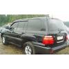Дефлекторы окон (ветровики) для Toyota Land Cruiser 100/Lexus LX470 1998+ (SIM, STOLCR9832)