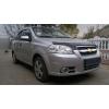 Дефлектор капота для Chevrolet Aveo SD 2006-2011 (VIP, CH02)