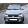 Дефлектор капота для Fiat Albea 2007-2011 (VIP, FT01)