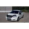 Дефлектор капота для Fiat Linea 2007-2015 (VIP, FT09)