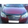 Дефлектор капота для Hyundai Elantra 2007-2011 (VIP, HYD16)