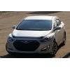 Дефлектор капота для Hyundai i40 2012+ (VIP, HYD51)