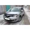 Дефлектор капота для Mazda 3 2003-2009 (VIP, MZD01)