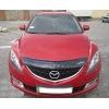Дефлектор капота для Mazda 6 2008-2012 (VIP, MZD30)