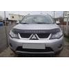 Дефлектор капота для Mitsubishi Outlander XL 2007-2010 (VIP, MSH10)