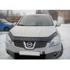 Дефлектор капота для Nissan Qashqai 2006-2009 (VIP, NS12)