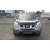 Дефлектор капота для Nissan X-Trail (T31) 2007-2014 (VIP, NS15)