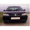 Дефлектор капота для Peugeot 306 1993-1997 (VIP, PG04)