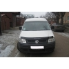 Дефлектор капота для Volkswagen Caddy 2004-2010 (VIP, VW01)