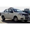 Дефлектор капота для Chevrolet Aveo/ЗАЗ Vida SD 2006+ (SIM, SCHAVE0312)