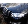 Дефлектор капота для Nissan Almera Classic (B10) 2006-2012 (SIM, SNIALC0512)