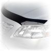 Дефлектор капота с логотипом  для Toyota Land Cruiser Prado 120 2001-2008 (SIM, STOLCP0112L)