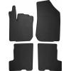 Коврики в салон (4 шт) для Dacia Logan/Sandero 2013+ (Stingray, 1004024)