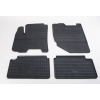 Коврики в салон (4 шт) для Chevrolet Aveo/Lacetti 2004+/ZAZ Vida 2012+/Daewoo Gentra 2013+ (Stingray, 1002014)